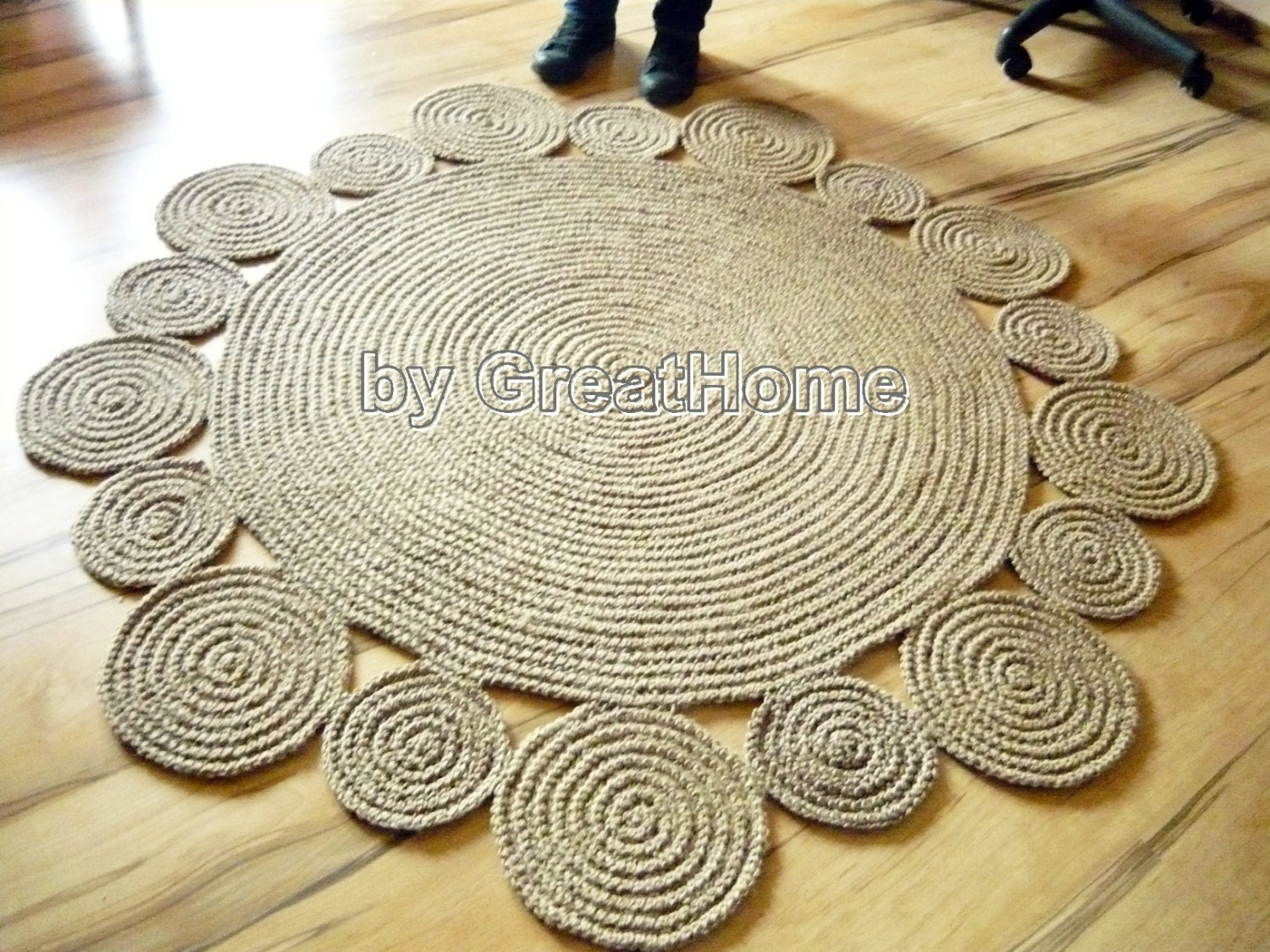 area rug braided jute ruground rug by natural jute by