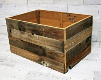 Barn Wood Box 20