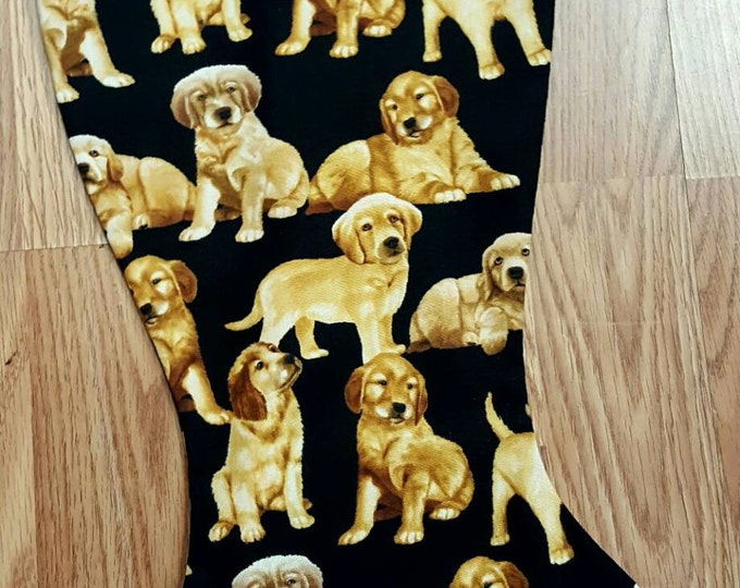 Retriever Puppies Christmas Stocking
