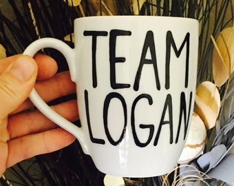 Team Logan Oy with the poodles already- Gilmore Girls coffee mug- Gilmore Girls quotes