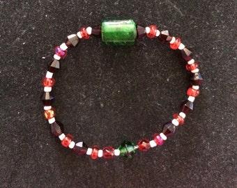 Christmas Themed Bracelet