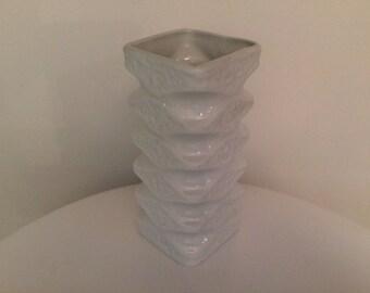 Royal Porzellan Bavaria Porcelain Modern Vase
