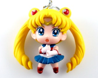Sailor Moon 3D Key Chains