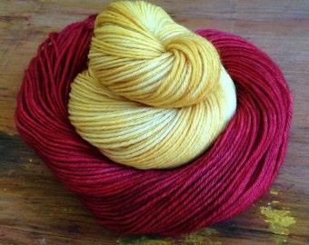Sheepindor - Hand Dyed Sock Yarn