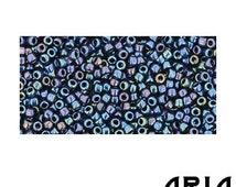 DARK BLUE IRIS (88): 15/o Toho Japanese Seed Beads (10 grams)