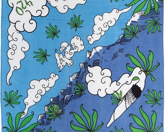 Mile High 420 Bandana