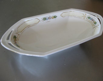 50% Off M Z Austria Small Serving Oblong Bowl