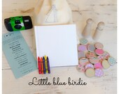 Kids Wedding Activity, Kids Wedding Favor, Kids Wedding Kit