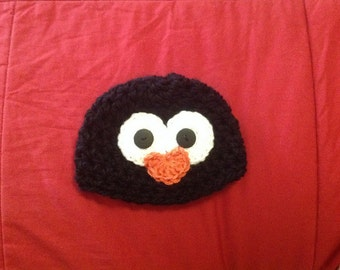 I Am The Cutest Baby - Penguin Baby Hat