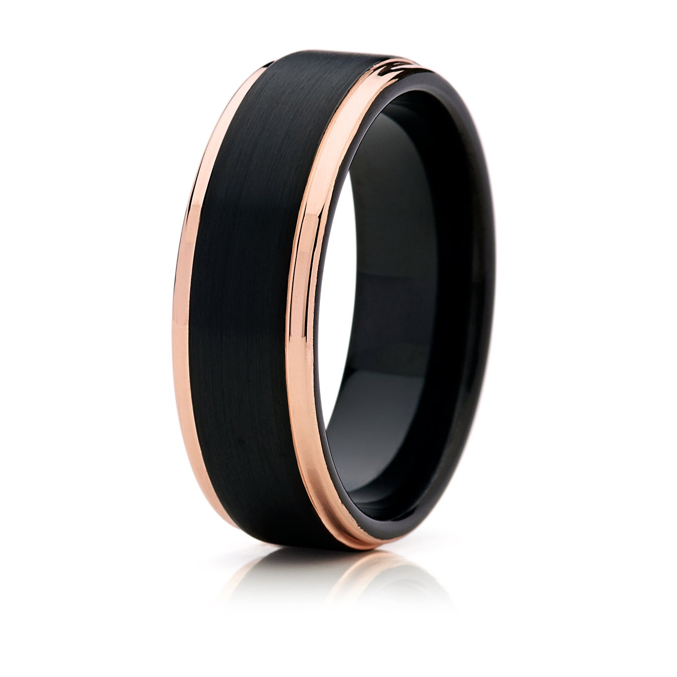 diamond and tungsten carbide the perfect combination for men s wedding bands blogenium. Black Bedroom Furniture Sets. Home Design Ideas