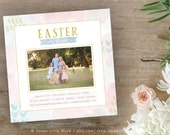 Easter Mini Session Template - mini session template - photography marketing template - Spring Mini Session Template