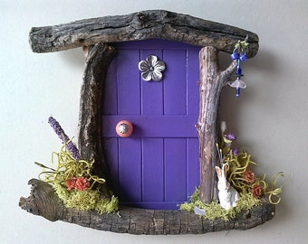 Flower Sedona Fairy Door Made to Order