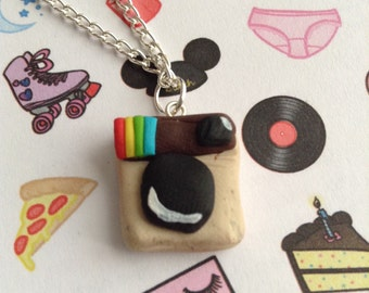 Instagram Necklace-Limited Edition Handmade