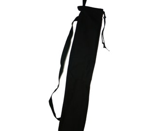 Cane Storage Bag in Classic Black
