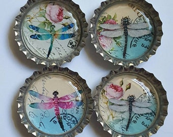 Dragonfly Magnet Dragonfly Gift