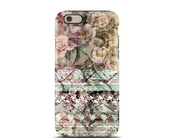 Floral iPhone 6 case, iPhone 5 case, iPhone 5s case, iPhone 7 Plus case, iPhone 7 case, Tough iPhone 7 case, tough iphone 6s case, iphone 7
