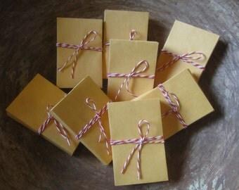 "50 Small Vintage Coin Envelopes - 2 1/4"" x 3 1/2"""
