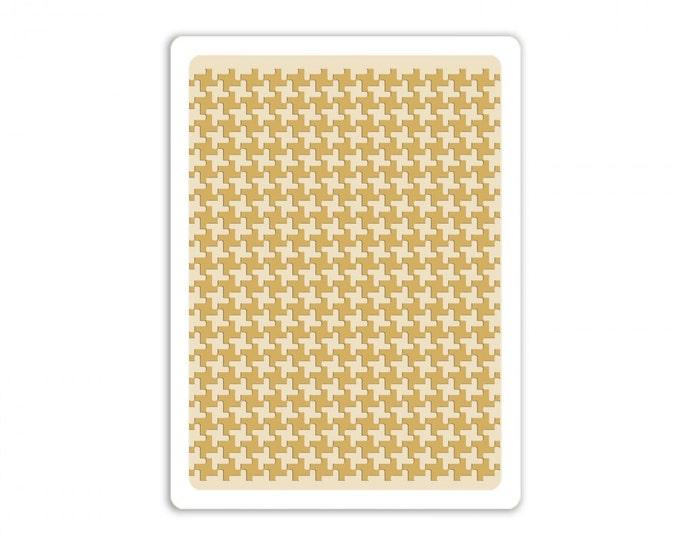 Sizzix Tim Holtz Texture Fades Embossing Folder - Pinwheel