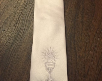 """First Holy Communion Tie for Boys 11"""""""