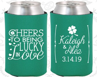 Teal Wedding, Can Coolers, Teal Wedding Favors, Teal Wedding Gift, Teal Wedding Ideas (328)