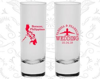 Philippines Shooters, Philippines Wedding, Promotional Tall Shot Glass, Destination Shooters, Shooters, Boracay Shooters (187)