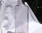 Beautiful Light Purple/Amethyst Antique Collectible Bottle