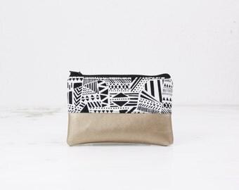 Mini bag - pattern mix