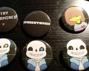UNDERTALE Buttons