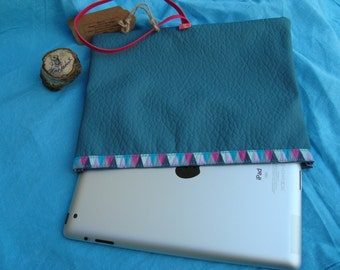 iPad case with smart cover