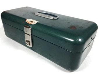 Vintage Tackle Box or Tool Box