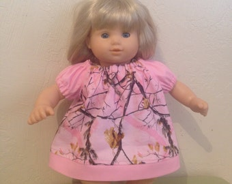 "15"" Doll or Bitty Baby Dress"