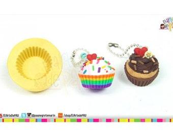 Mould Base-large Cupcake