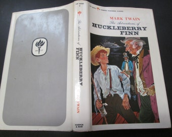 "Mark Twain's ""The Adventures of Huckleberry Finn"""