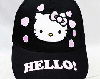 Hello Kitty Baseball Cap #HEK3938B
