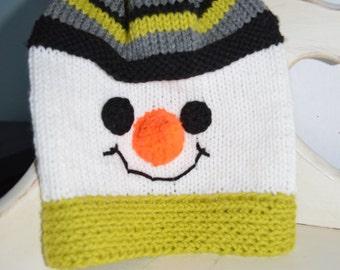 Snowman Toque