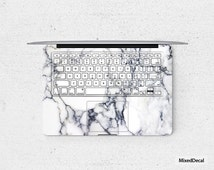 MacBook keyboard sticker  Marble Pro Decal cover skin (Choose the right version)