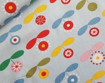 Lille fabric bloom - jersey - 0.5 m metre