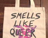 Smells Like Queer Spirit Tote