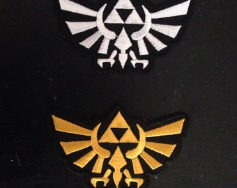 Legend of Zelda Iron on patch + FREE GIFT