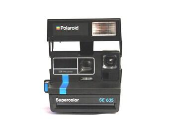 Polaroid Supercolor 635 - Special Edition