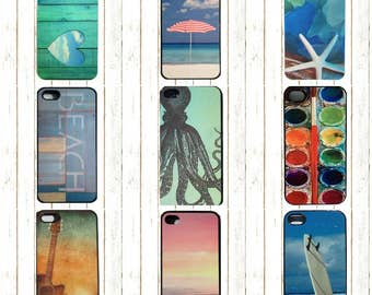 Nautical IPhone Cases, Nautical IPhone 5/5S Case, Nautical Iphone 6/6S Case, Nautical IPhone Case  Beach and Surf IPhone 7 Cases