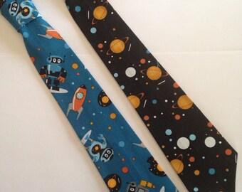 Adjustable  Childrens Space ties