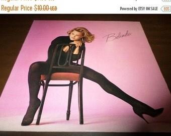 Save 30% Today 1986 Vintage LP Record Belinda Carlisle Self Titled Debut Album Very Good Condition 3403