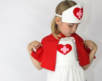 The Nurse - Handmade Children's Costume