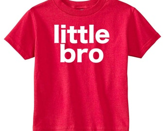 """Little Brother """"little bro"""" T-Shirt 
