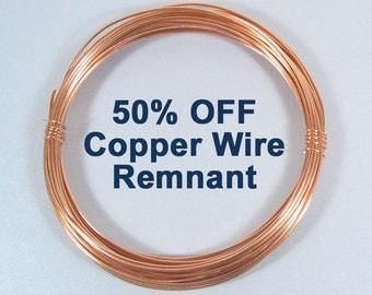 50% OFF - 26ga 100ft Copper Wire