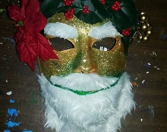 Holly King Mask