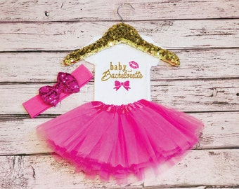 Baby Girls Clothes Baby Bachelorette Bodysuit New Baby Gift Baby Shower baby bodysuit baby girl gift glitter shirt new baby gift baby boy
