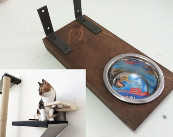 Dining Room Cat Shelf By Catastrophicreations On Etsy