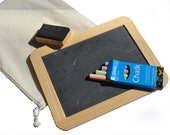 Chalkboard On-The-Go Pouch